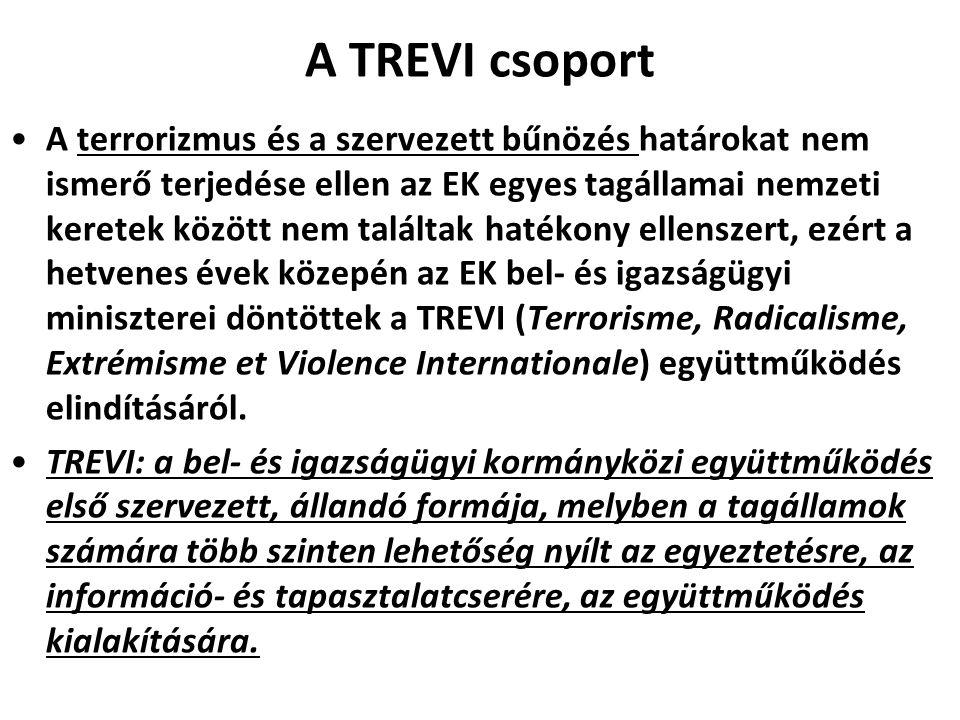A TREVI csoport