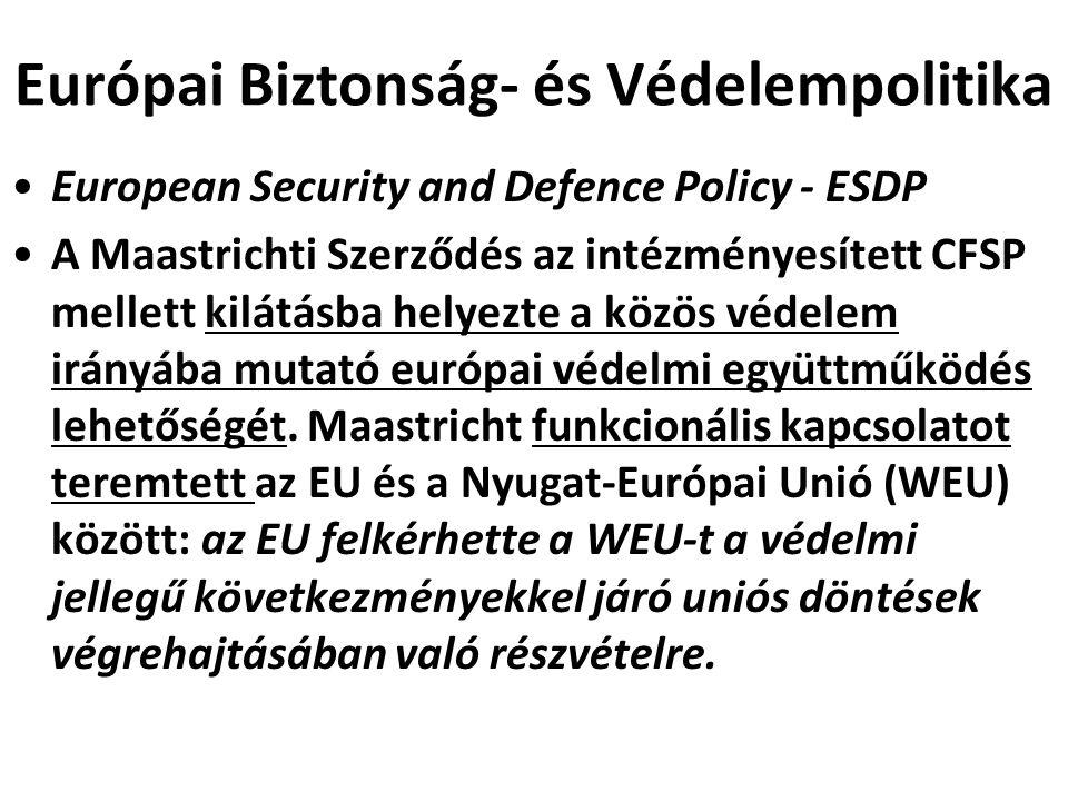 Európai Biztonság- és Védelempolitika