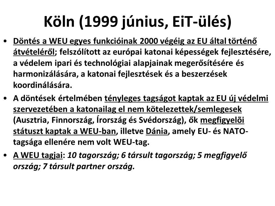 Köln (1999 június, EiT-ülés)