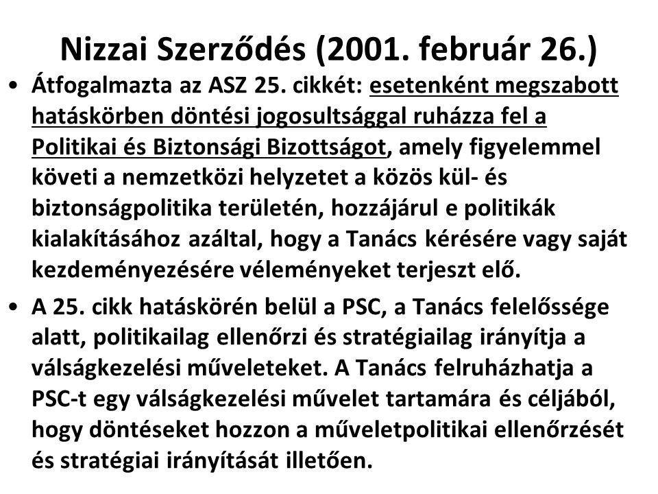 Nizzai Szerződés (2001. február 26.)