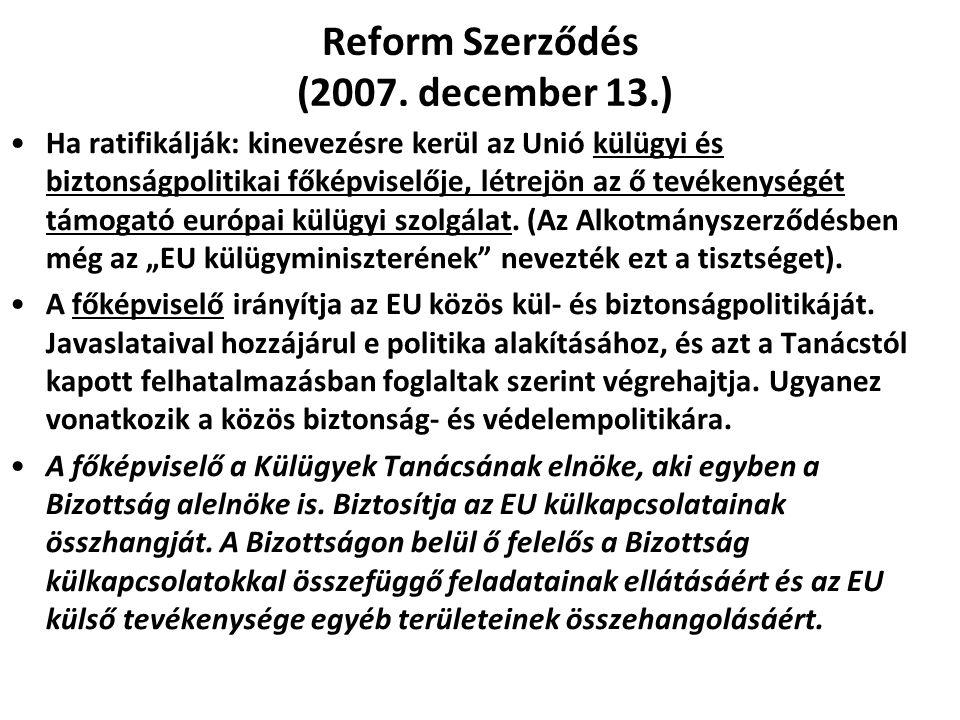 Reform Szerződés (2007. december 13.)