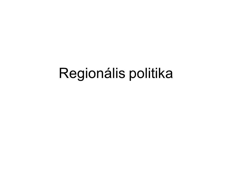 Regionális politika