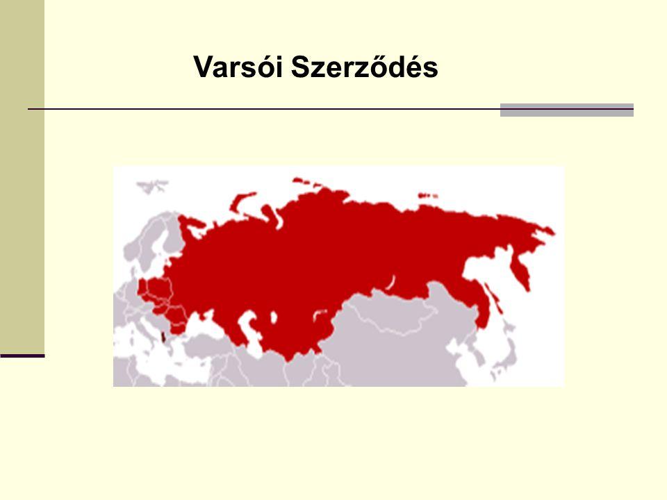 Varsói Szerződés