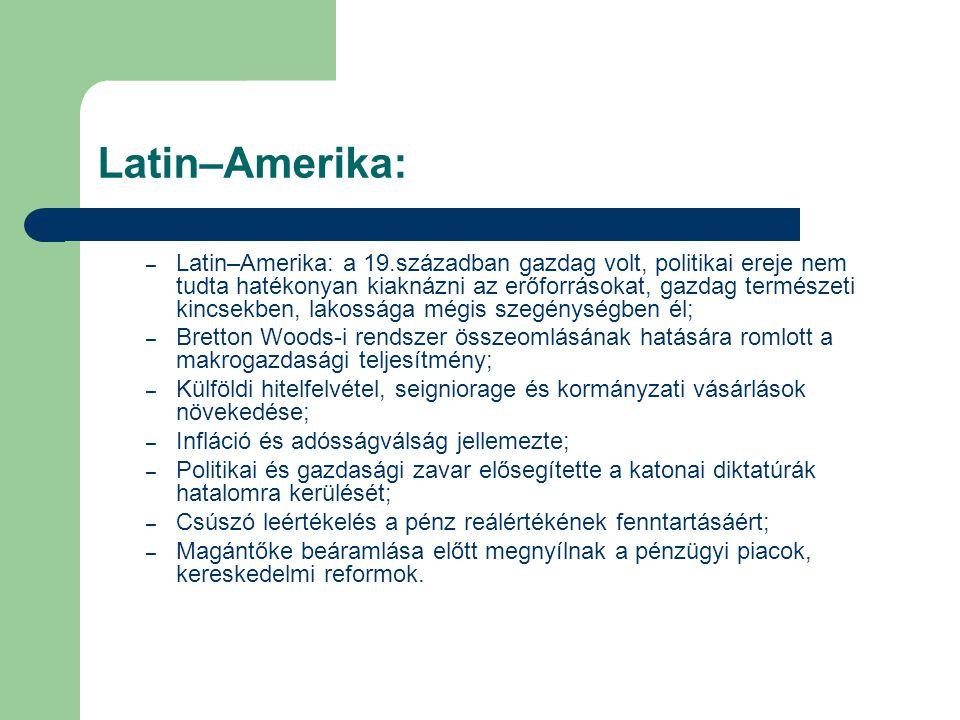 Latin–Amerika: