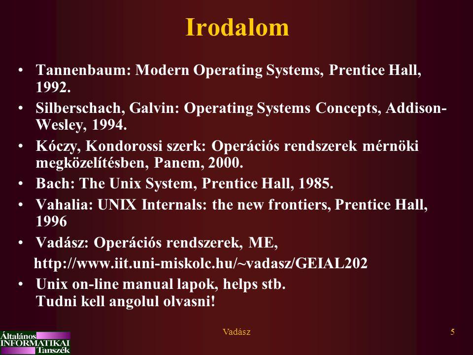 Miskolci Egyetem Általános informatikai tanszék