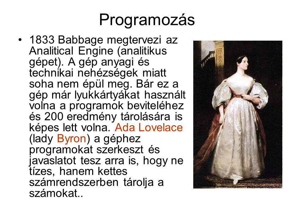 Programozás