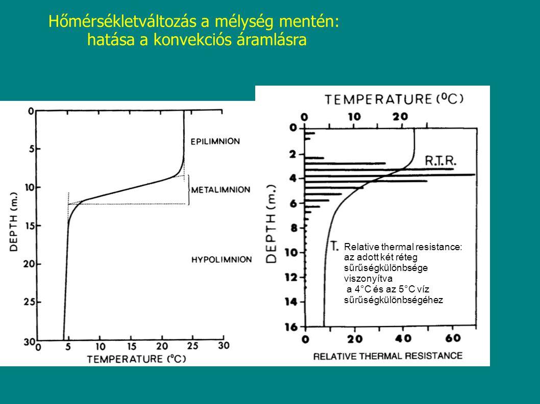 Hőmérsékletváltozás a mélység mentén: hatása a konvekciós áramlásra
