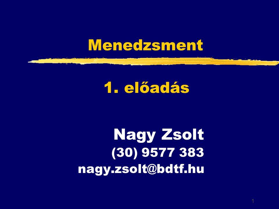 Nagy Zsolt (30) 9577 383 nagy.zsolt@bdtf.hu