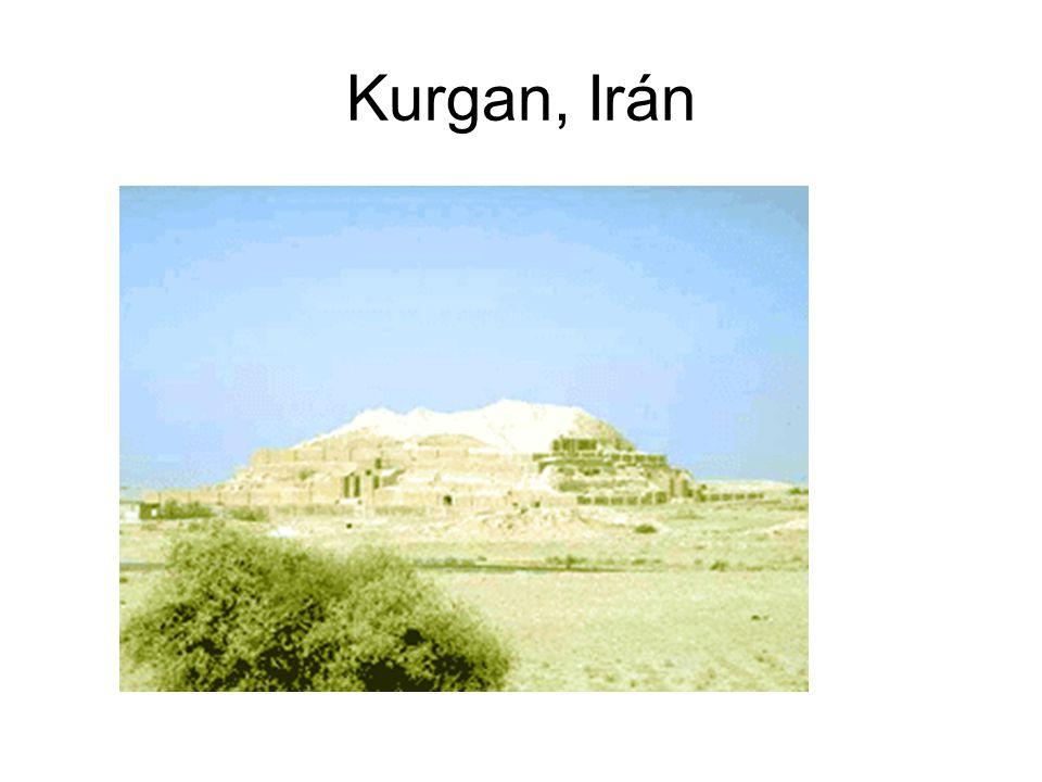 Kurgan, Irán