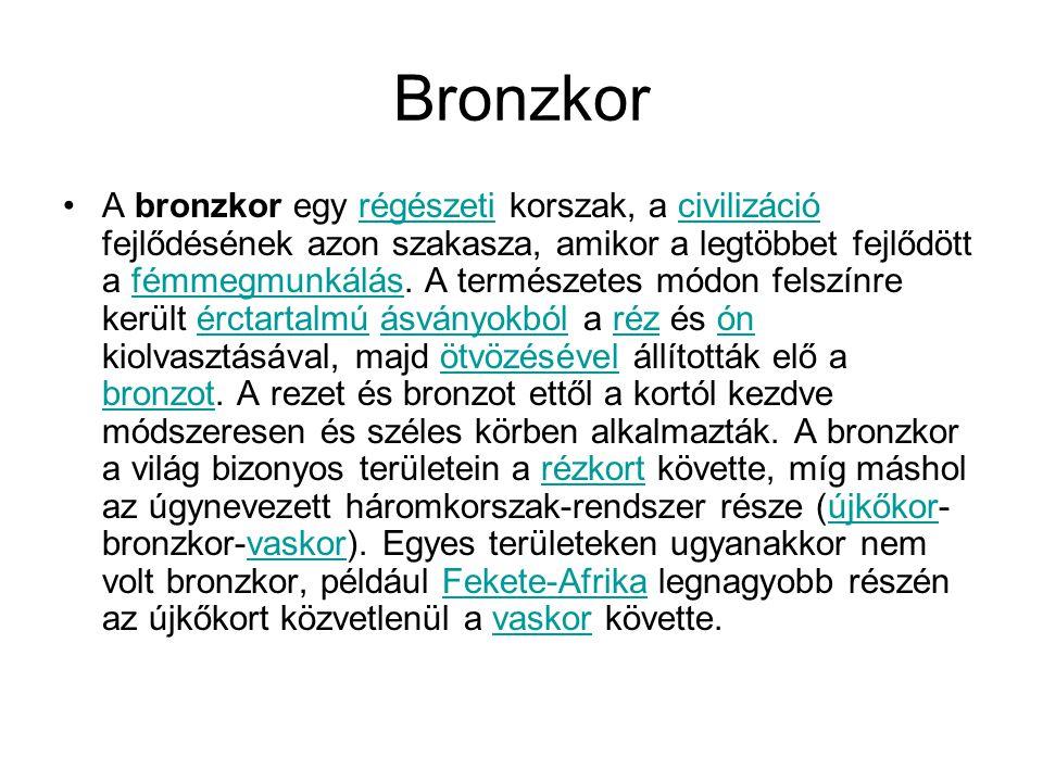 Bronzkor