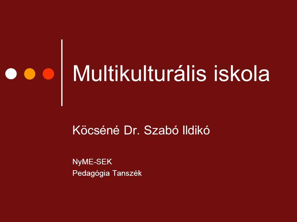 Multikulturális iskola