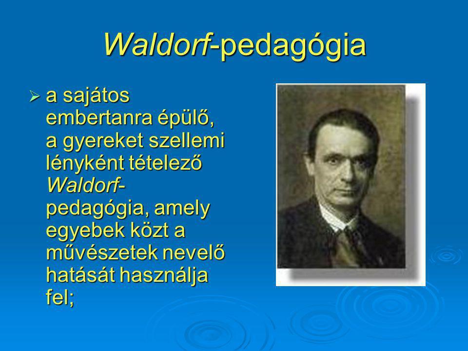 Waldorf-pedagógia