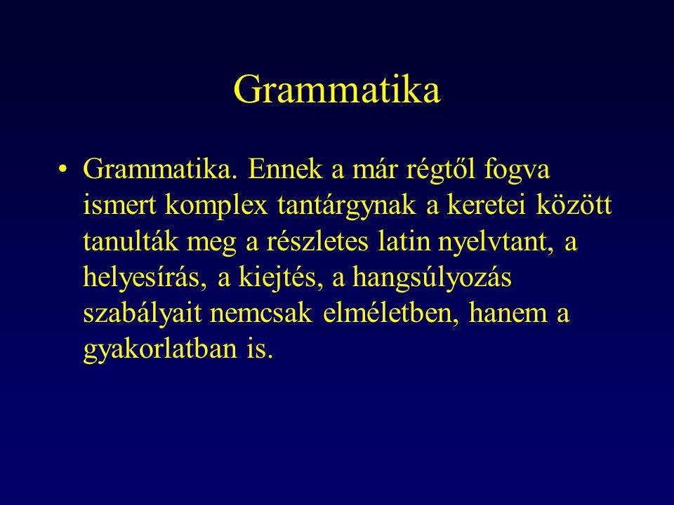 Grammatika