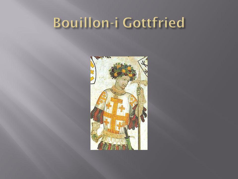 Bouillon-i Gottfried