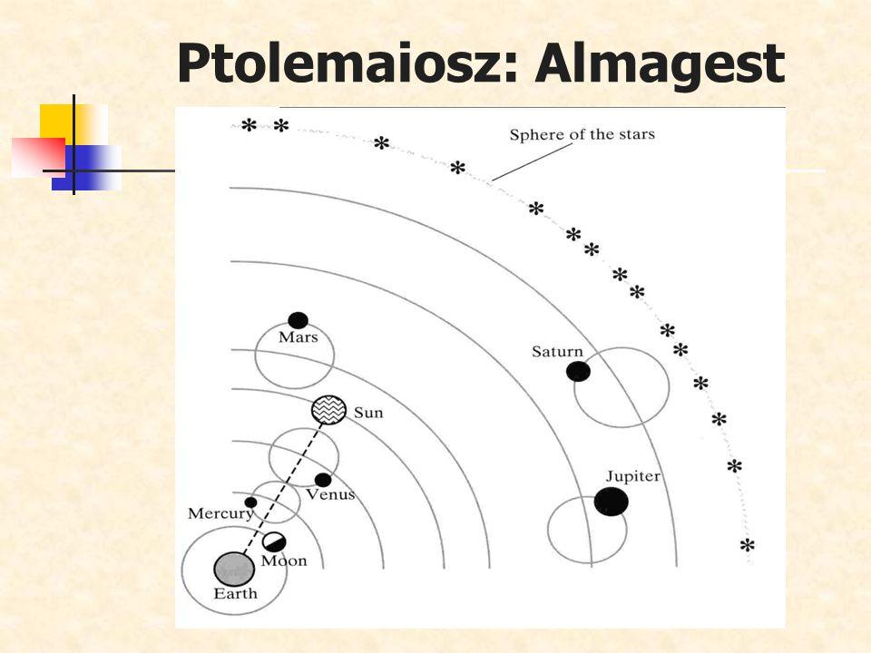 Ptolemaiosz: Almagest