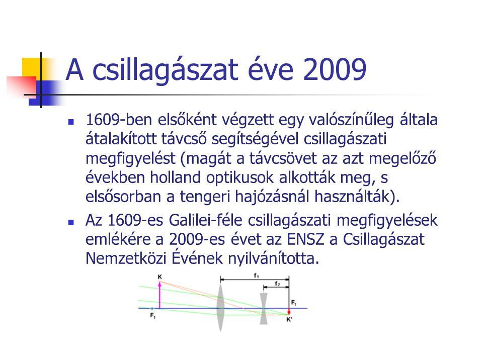 A csillagászat éve 2009