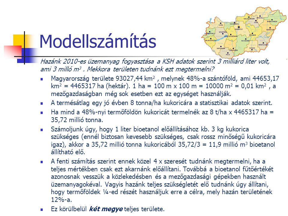 Modellszámítás