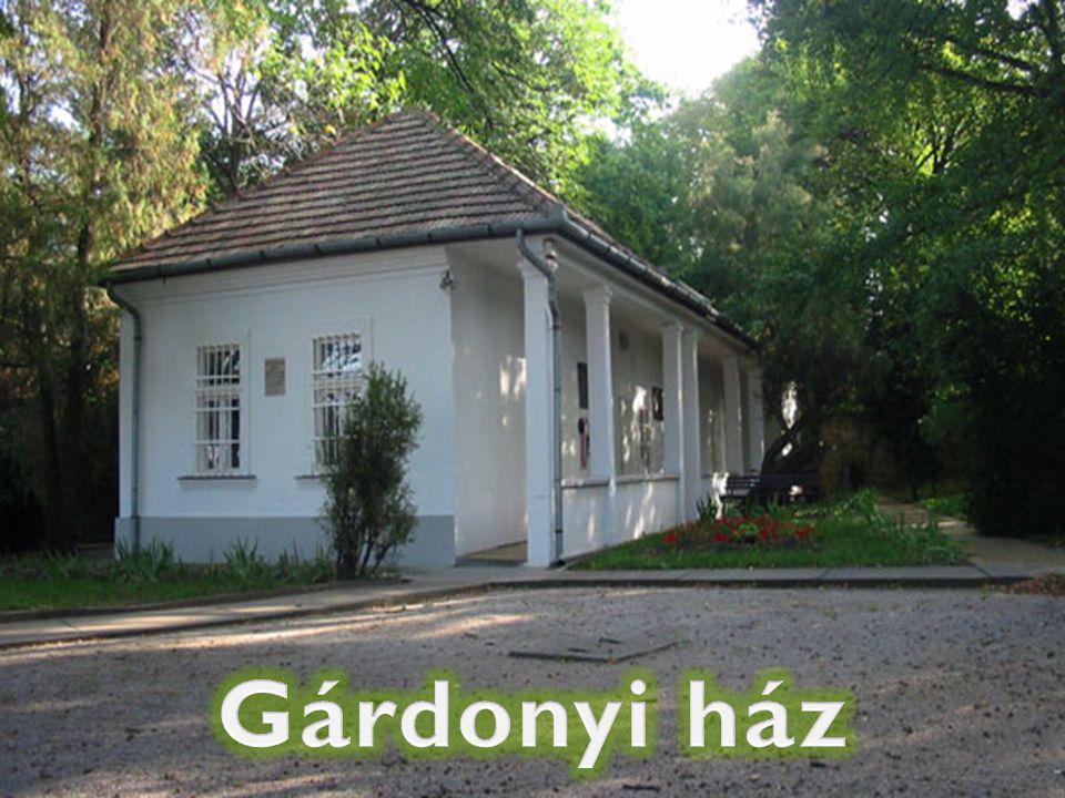 Gárdonyi ház