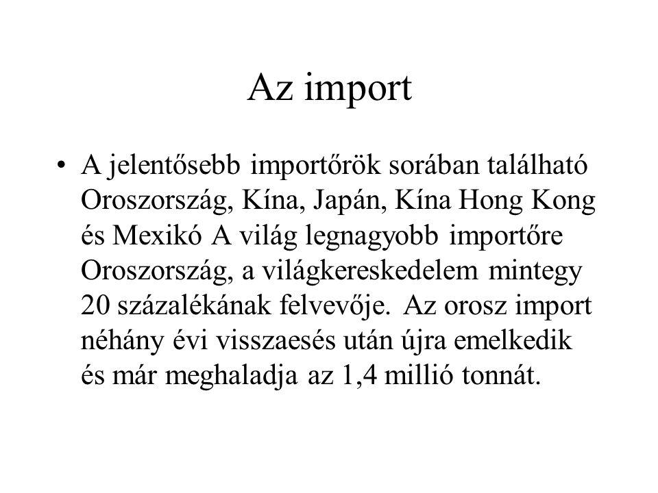 Az import