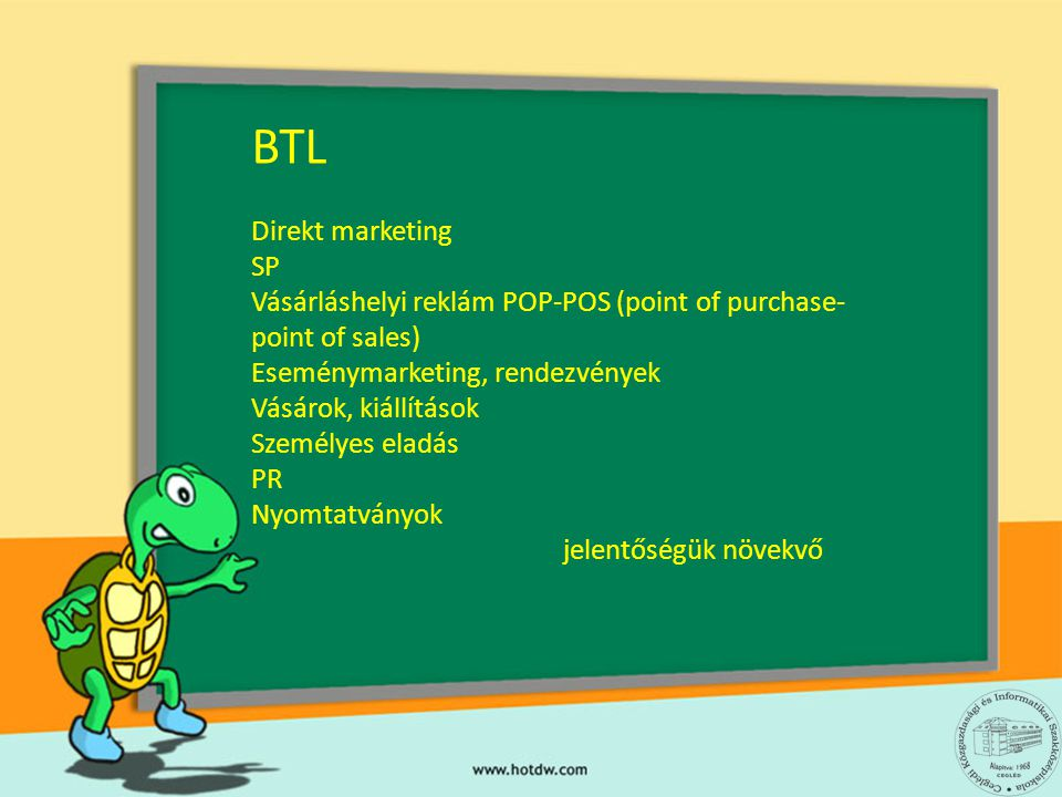 BTL Direkt marketing SP
