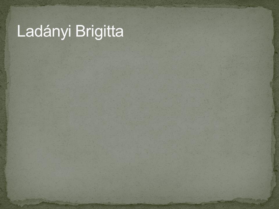 Ladányi Brigitta