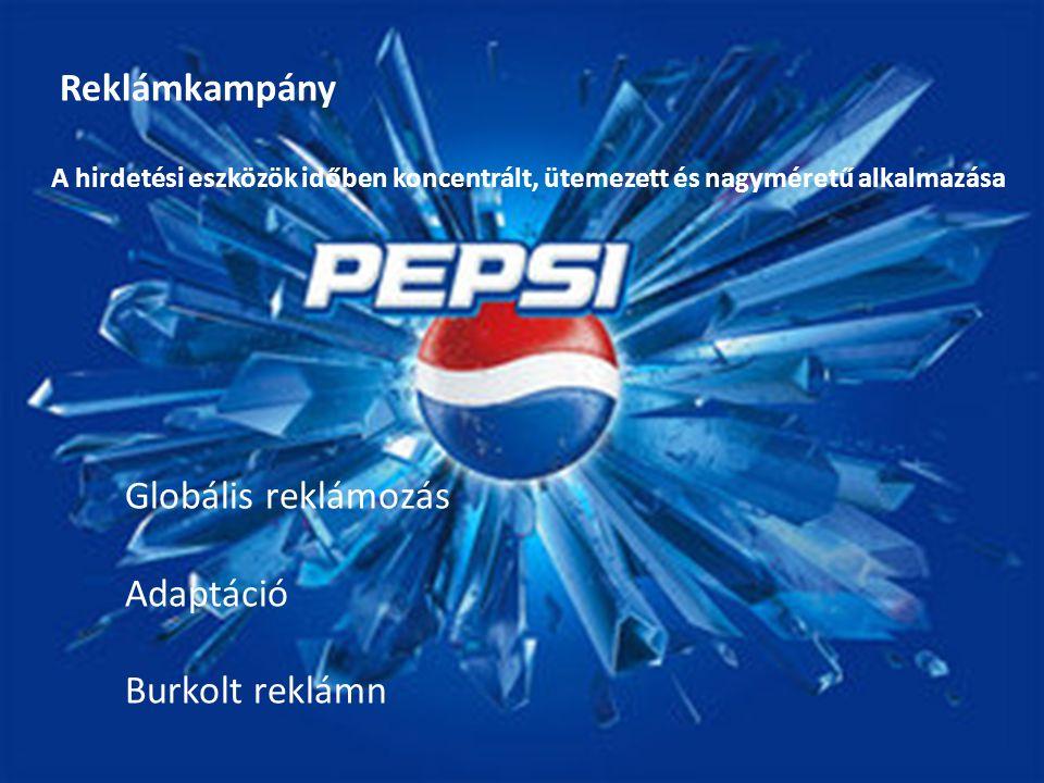 Reklámkampány Globális reklámozás Adaptáció Burkolt reklámn