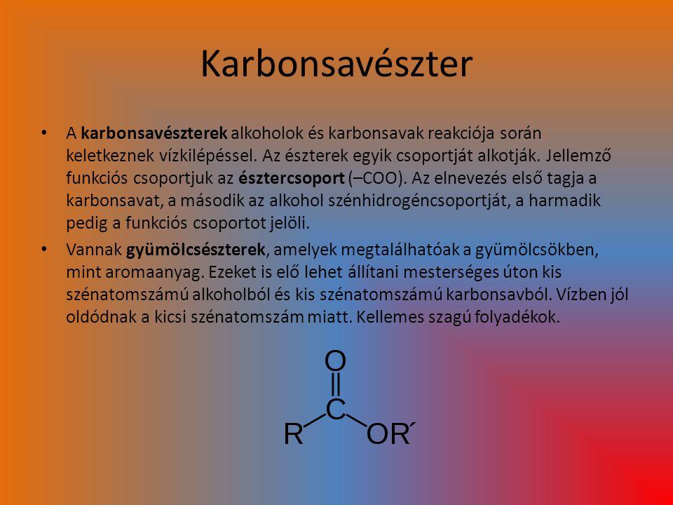 Karbonsavészter