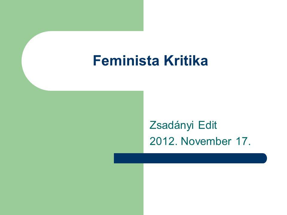 Zsadányi Edit 2012. November 17.