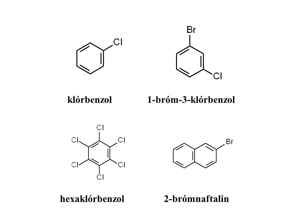 klórbenzol 1-bróm-3-klórbenzol
