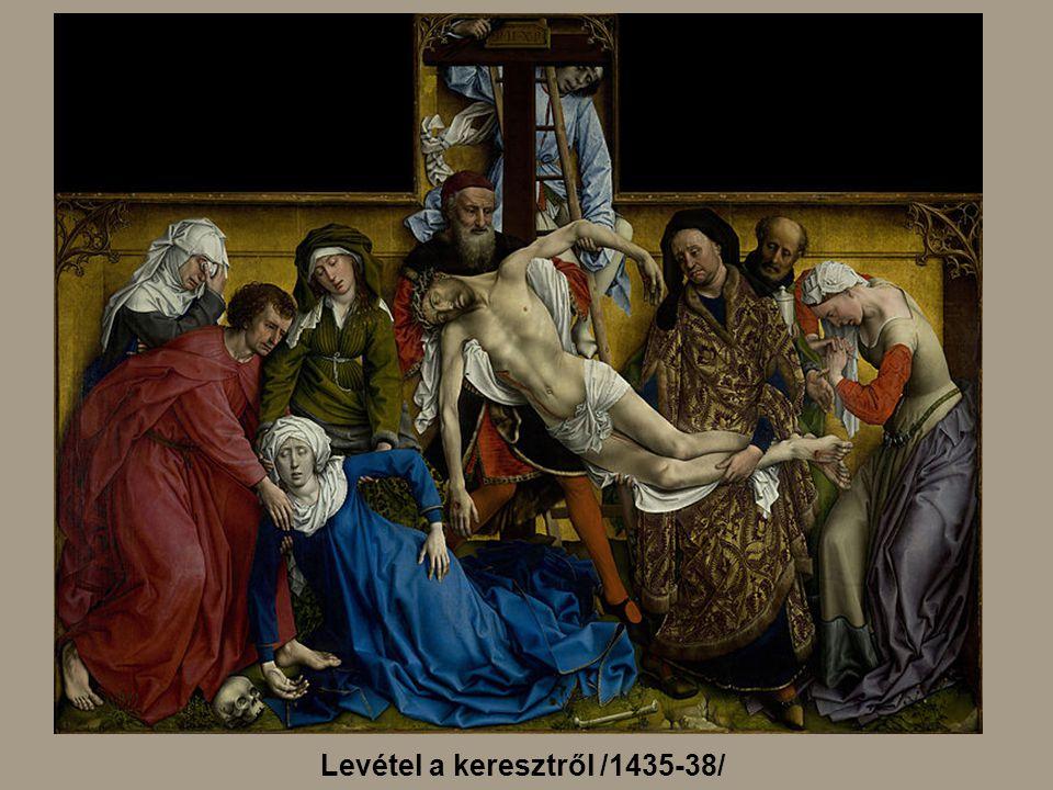 Levétel a keresztről /1435-38/