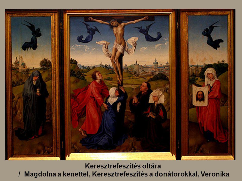 Keresztrefeszítés oltára