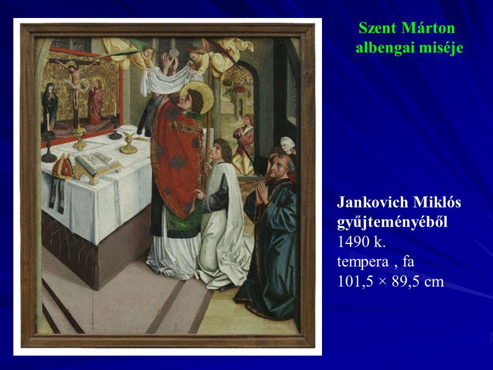 Szent Márton albengai miséje