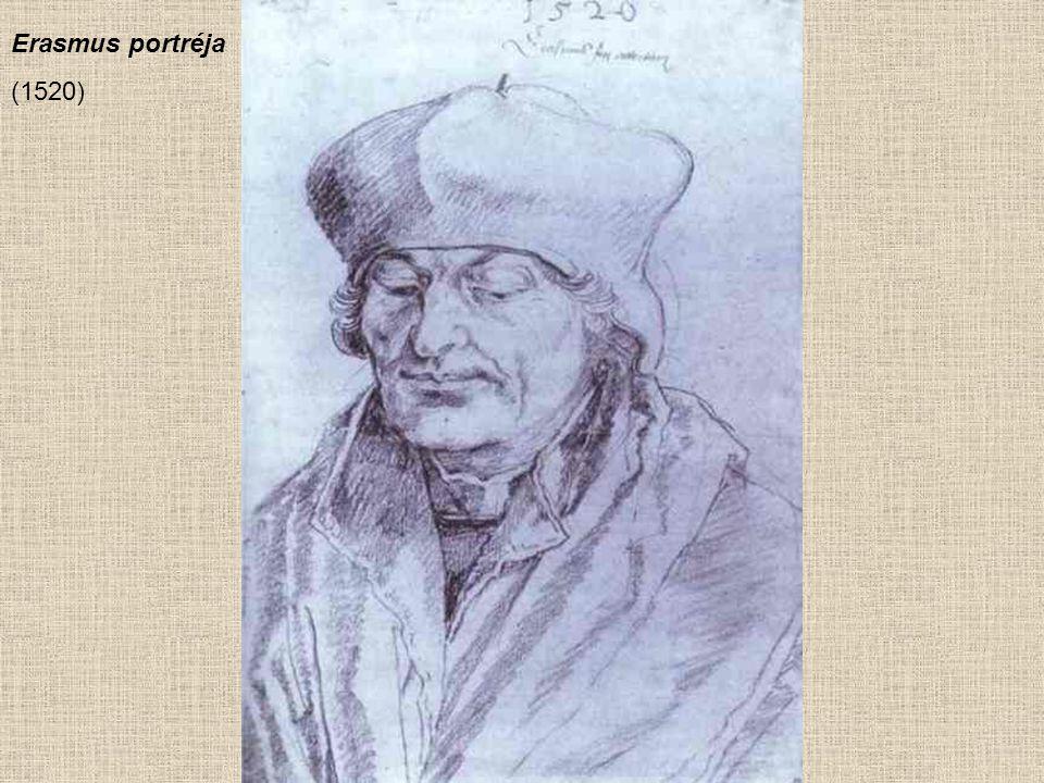 Erasmus portréja (1520)