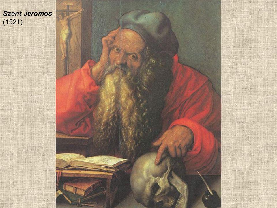 Szent Jeromos (1521)