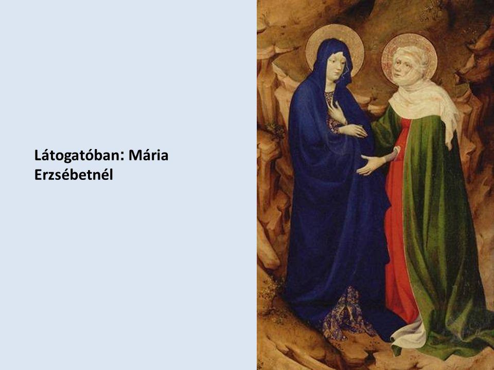 Látogatóban: Mária Erzsébetnél
