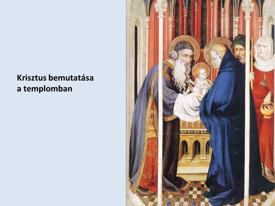 Krisztus bemutatása a templomban