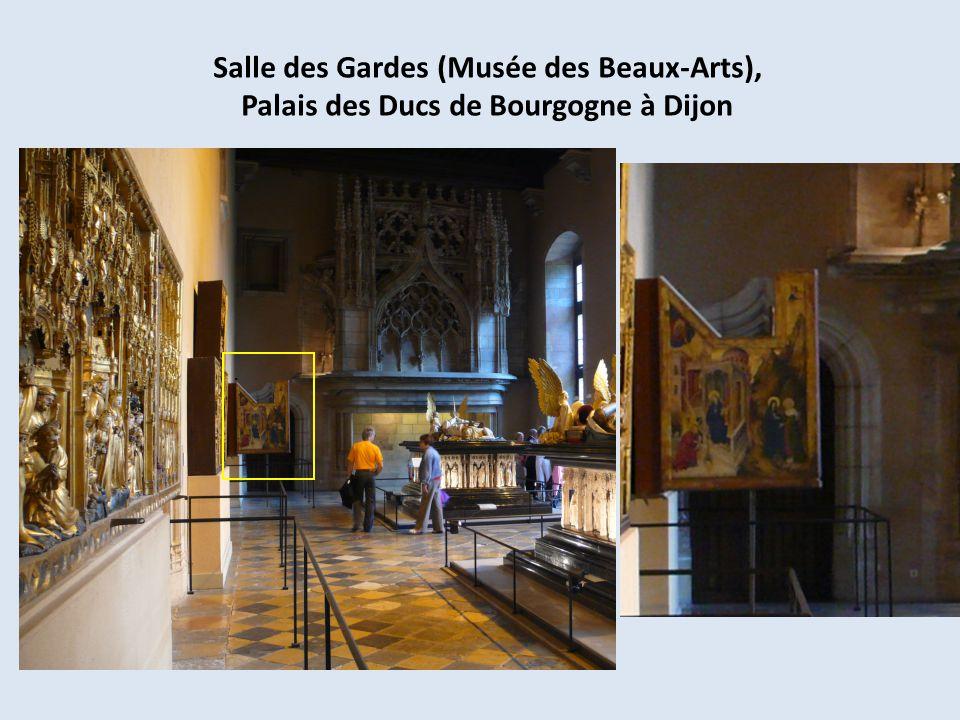 Salle des Gardes (Musée des Beaux-Arts),