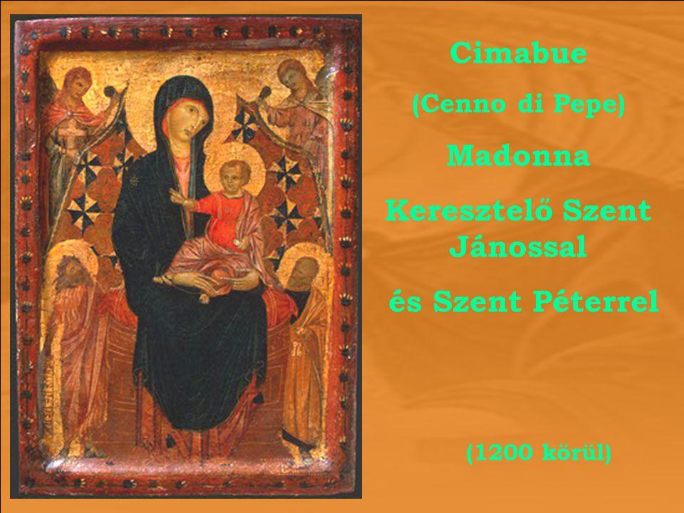 Keresztelő Szent Jánossal