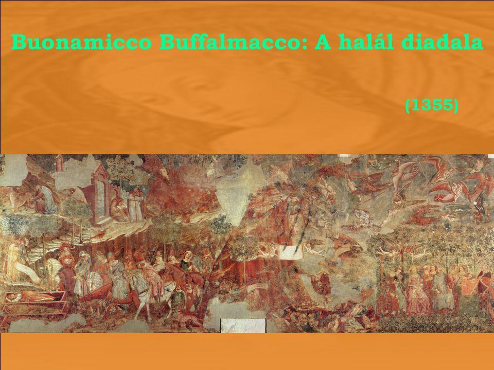 Buonamicco Buffalmacco: A halál diadala