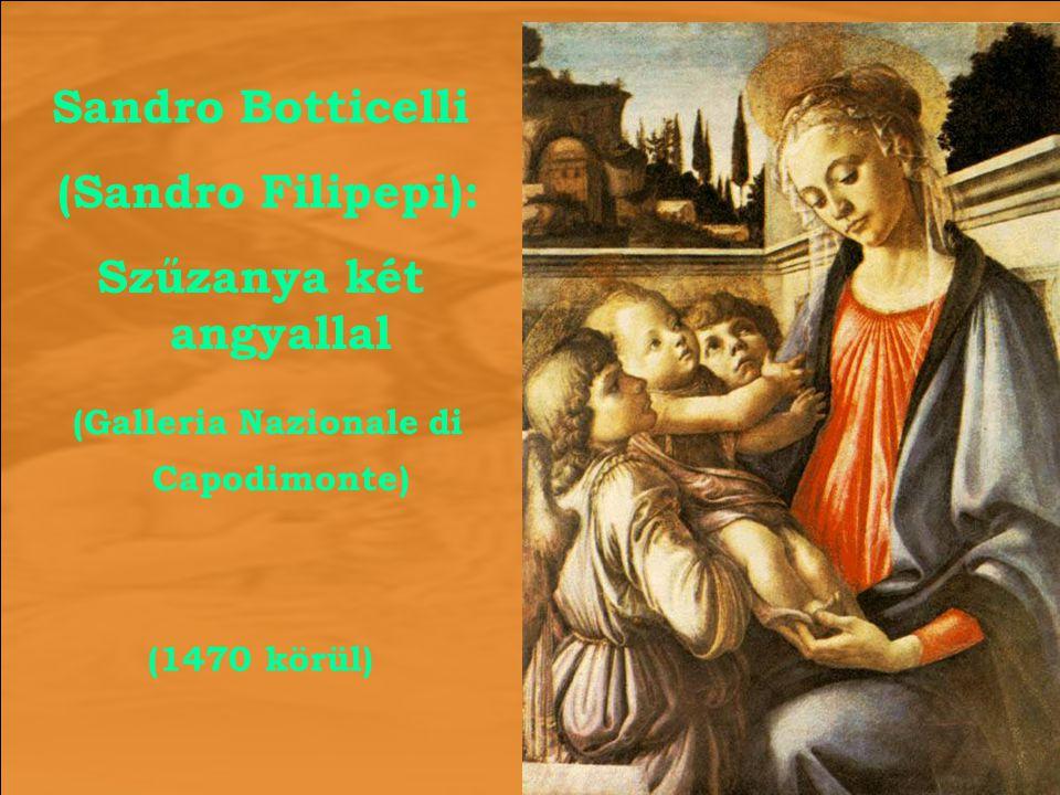 Szűzanya két angyallal (Galleria Nazionale di Capodimonte)