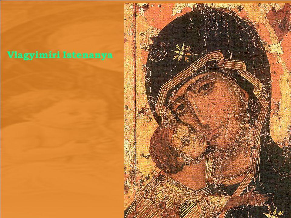 Vlagyimíri Istenanya Az ikon