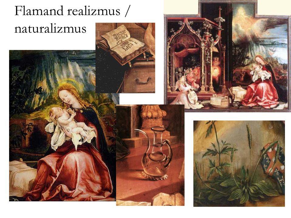 Flamand realizmus / naturalizmus