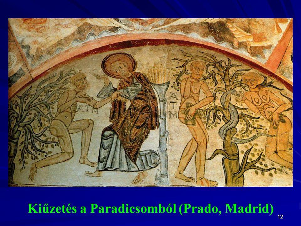 Kiűzetés a Paradicsomból (Prado, Madrid)