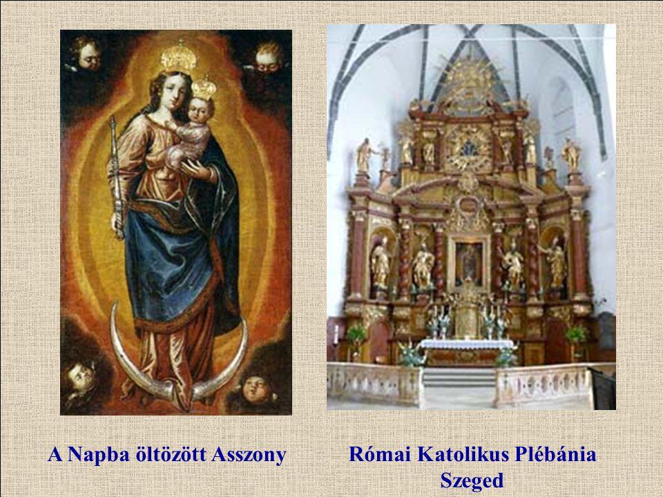 Római Katolikus Plébánia Szeged