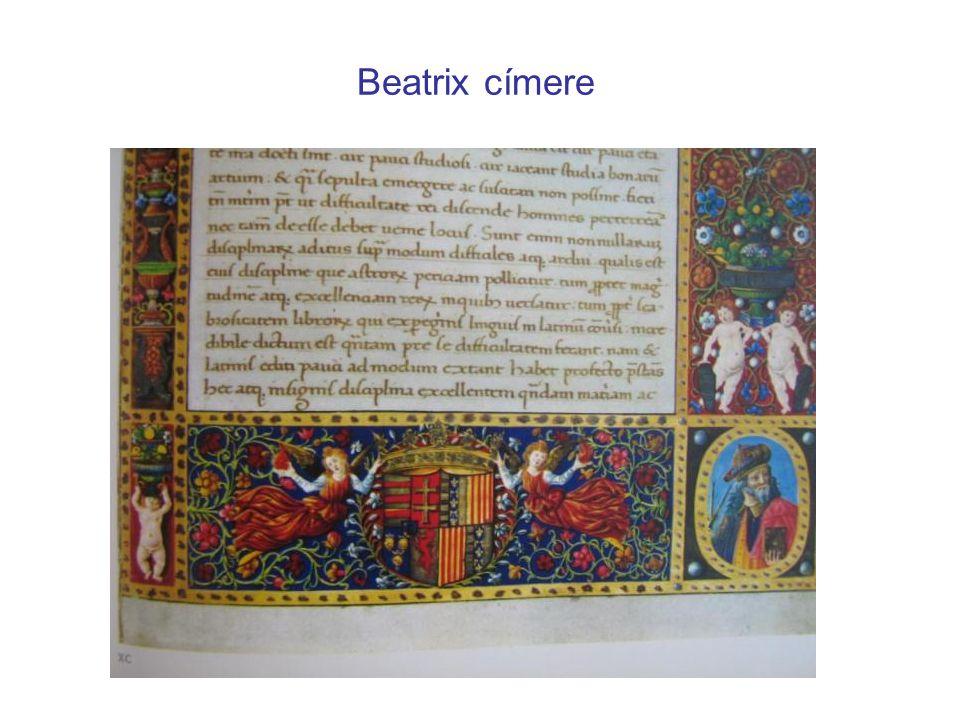 Beatrix címere