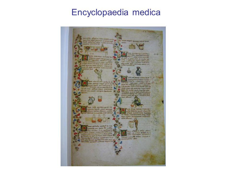 Encyclopaedia medica