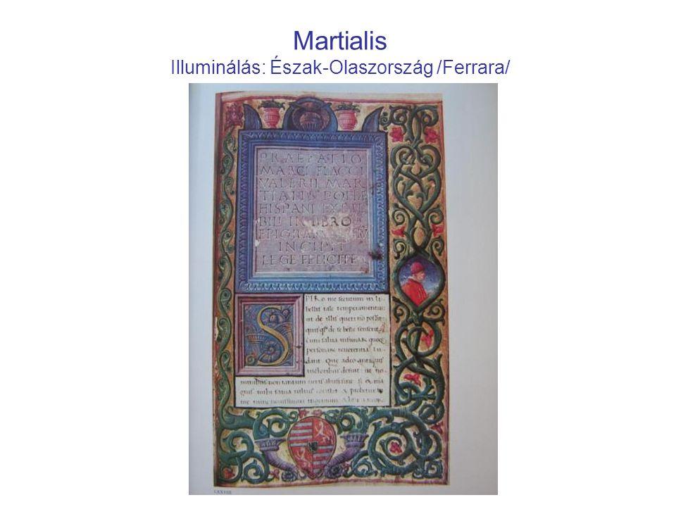 Martialis Illuminálás: Észak-Olaszország /Ferrara/