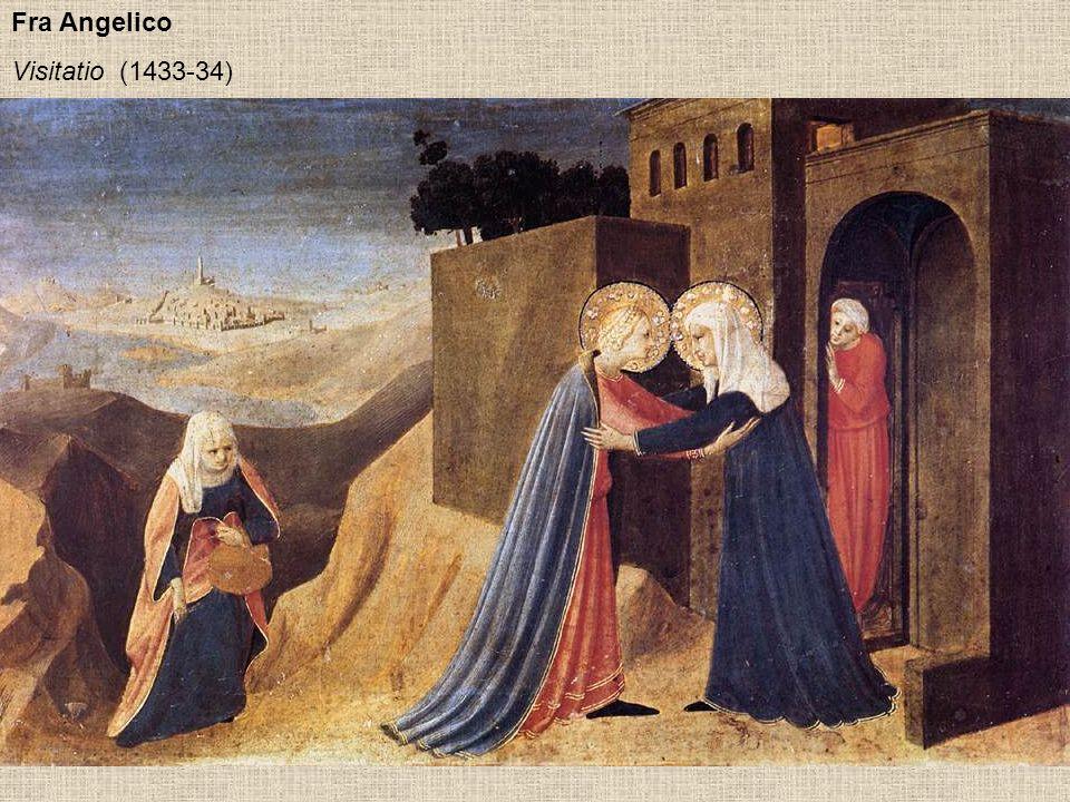 Fra Angelico Visitatio (1433-34)