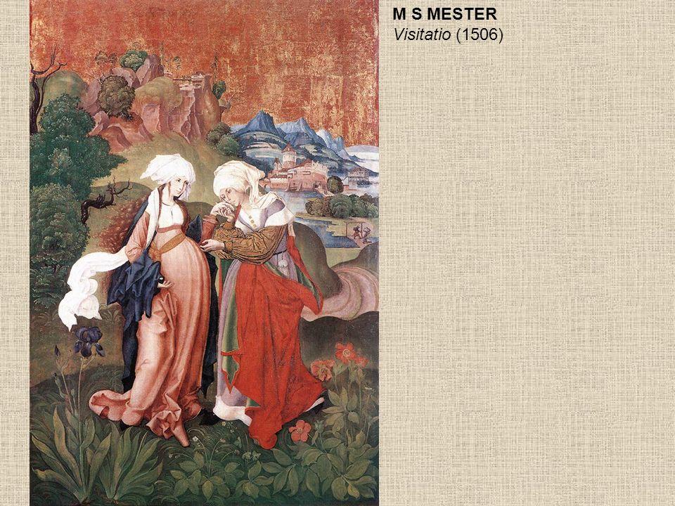 M S MESTER Visitatio (1506)