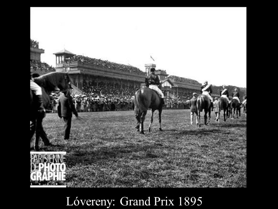 Lóvereny: Grand Prix 1895